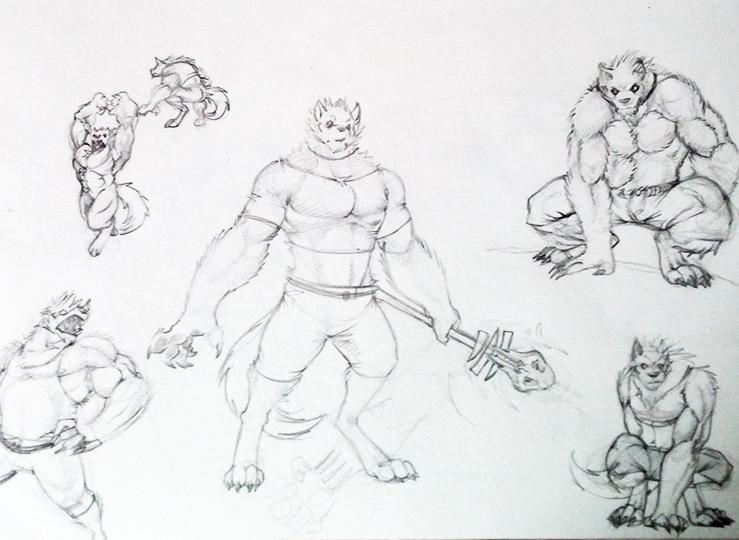 Sketch Dump 2 pt 9