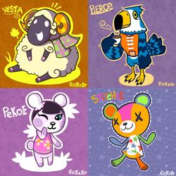 Animal Crossing Month: Days 29-31