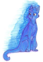 Niebieski / The Blue One