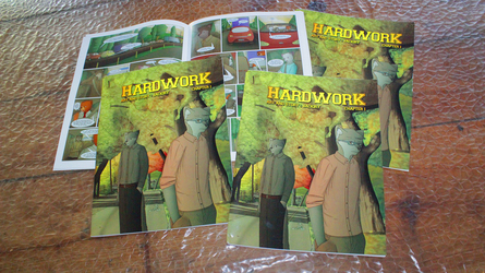 HardWork - Chapter One - Book Purchasing