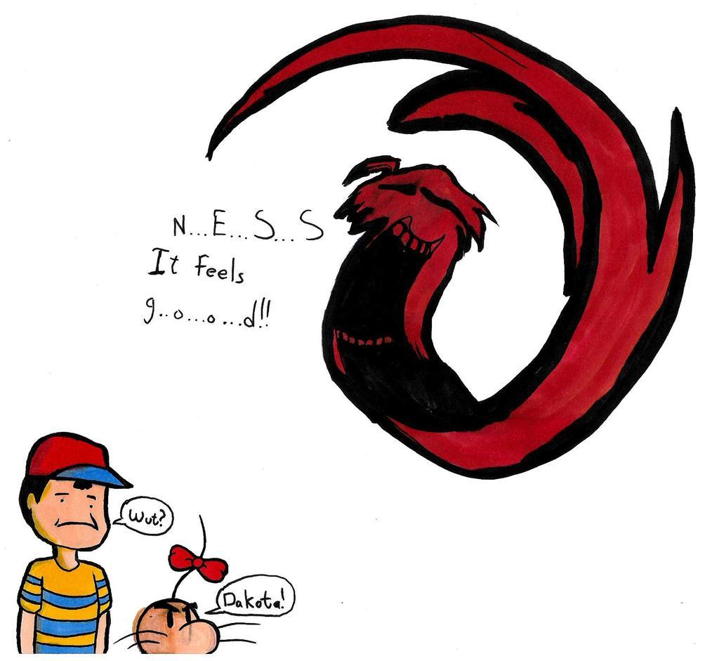 Ness It Feels Good