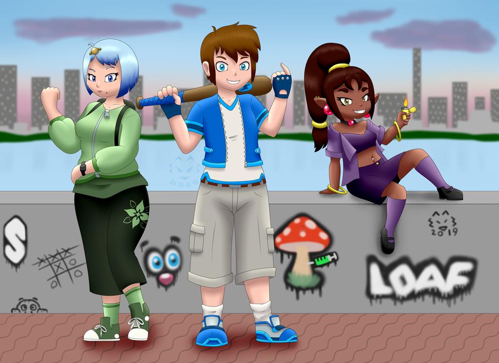 Street AU Crew