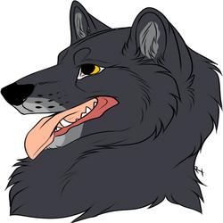 firstbornwolf sticker 7