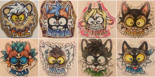 Gremlin Badges