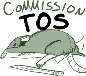 Commission TOS
