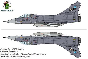 Aurelian Mirage 2000