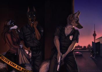 Crime Scene Berlin