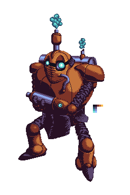 Featured image: a nice robot