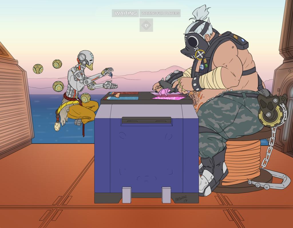 Zen and Hog