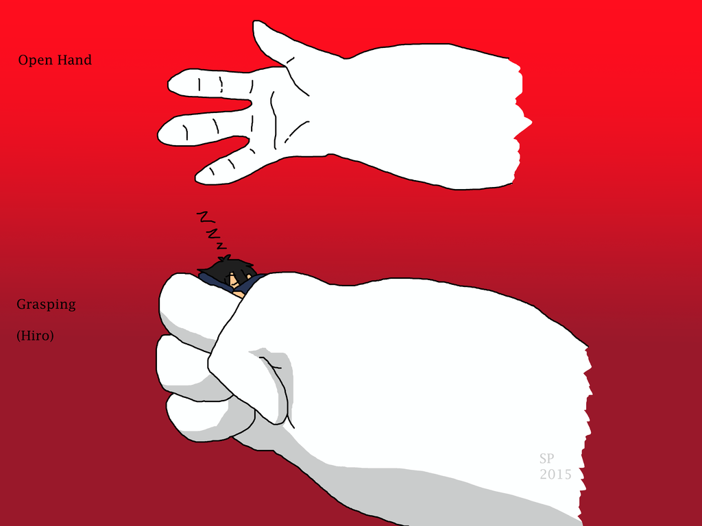 Baydrake Hands 2