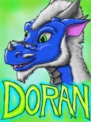 Doran badge 2018