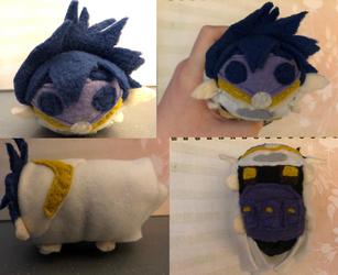 My Hero Academia Suneater Tamaki Amajiki Stacking Plush made for myself