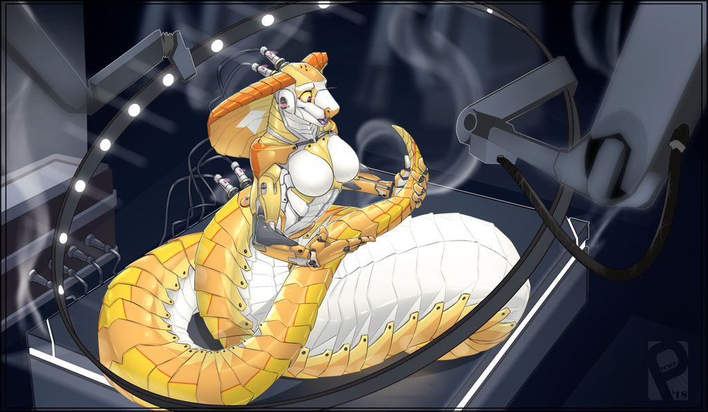 "Most recent image: ""New Snake Smell"" -CMSN-"