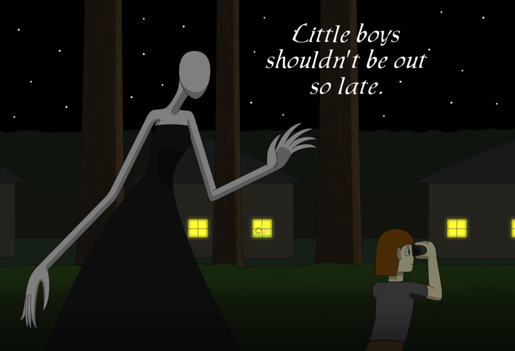 Don't Stay Out Late...