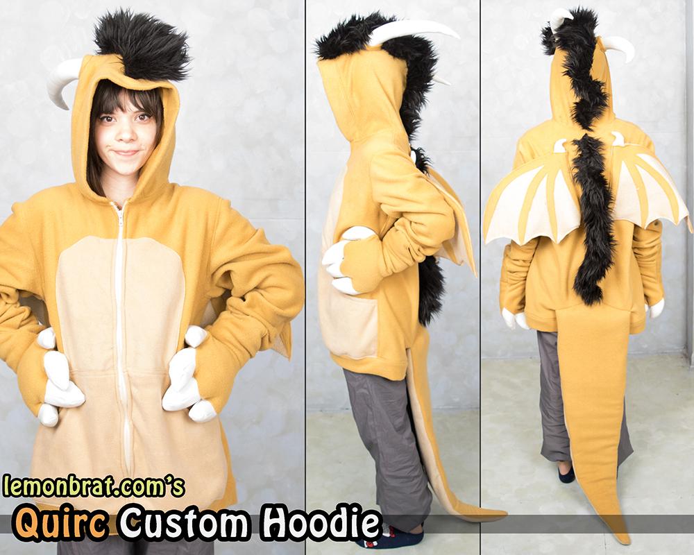 Quirc Custom Hoodie