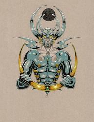 Crescent Warrior