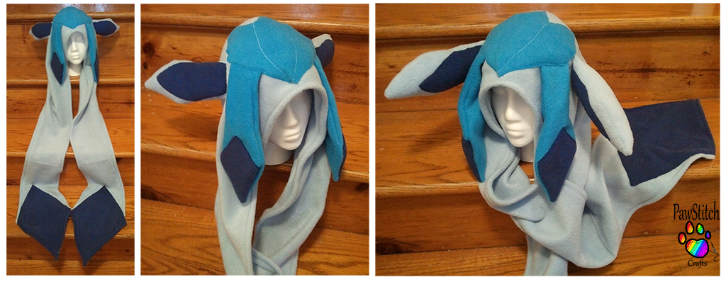 Glaceon scoodie