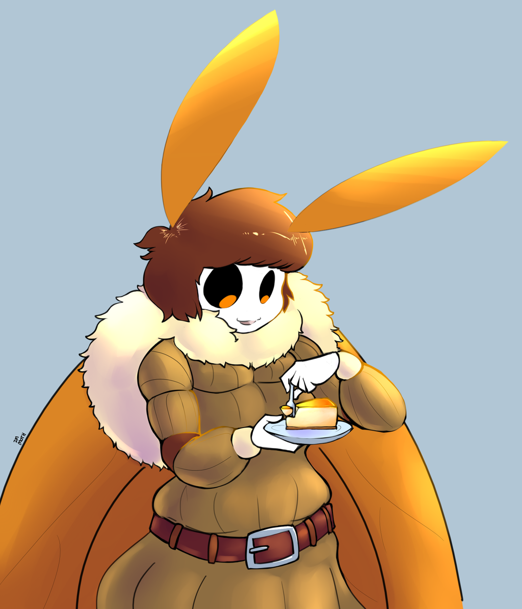 moth girl again