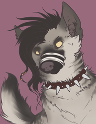 Demonic Puppy