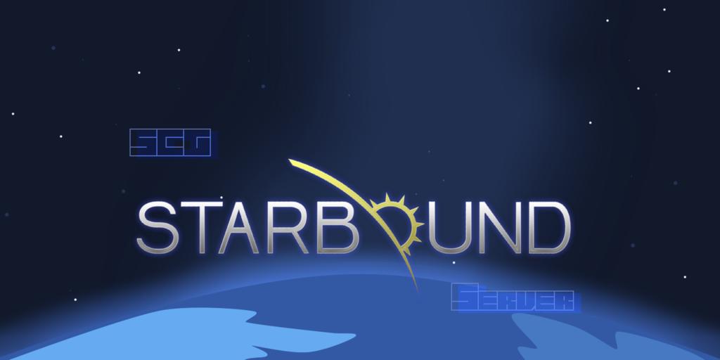 SCG Starbound Server details