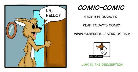 Comic-Comic #3 (8/28/19)