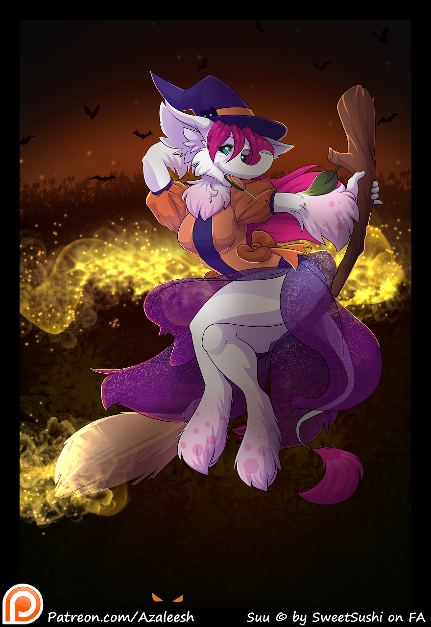 Sweets are for witches too [c]