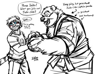 Judo Captain Recruitment