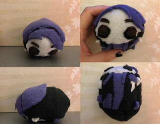 Sander Sides Anxiety Vergil Stacking Tsum Plush made for myself