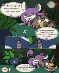Into Woods PG9: But Oddish does..