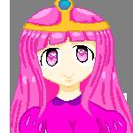 Pixel Princess Bubblegum