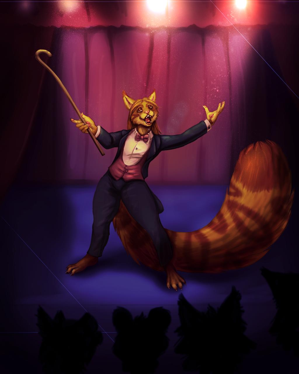 Maven Treecat - Willkommen, bienvenue, welcome!
