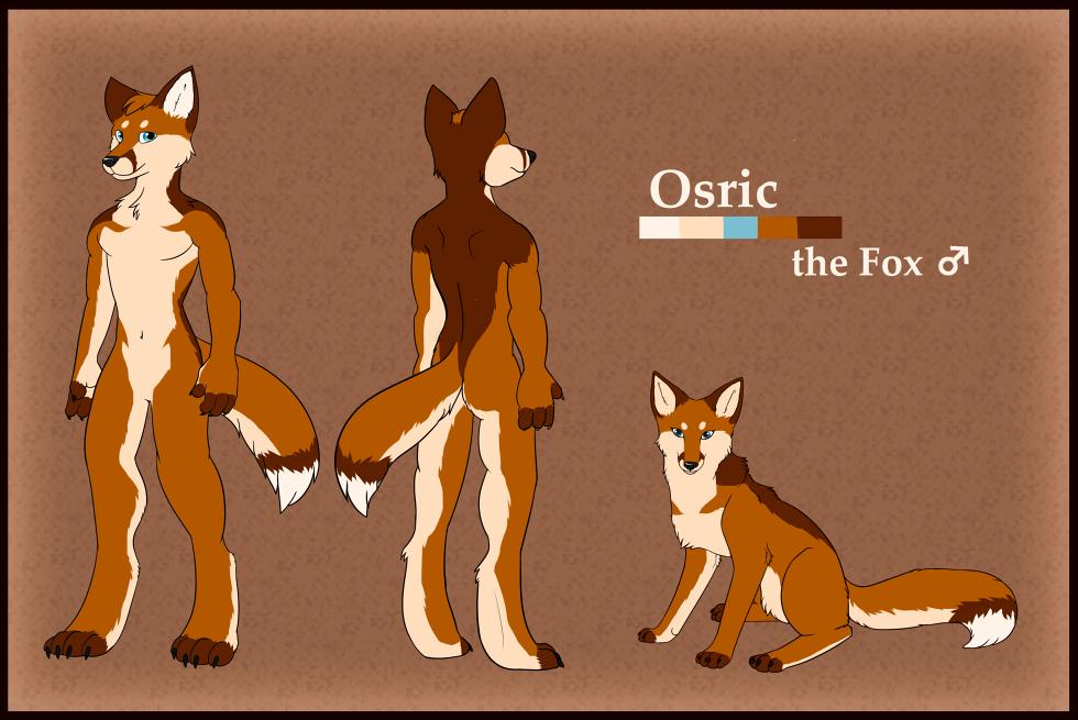 Osric the Fox