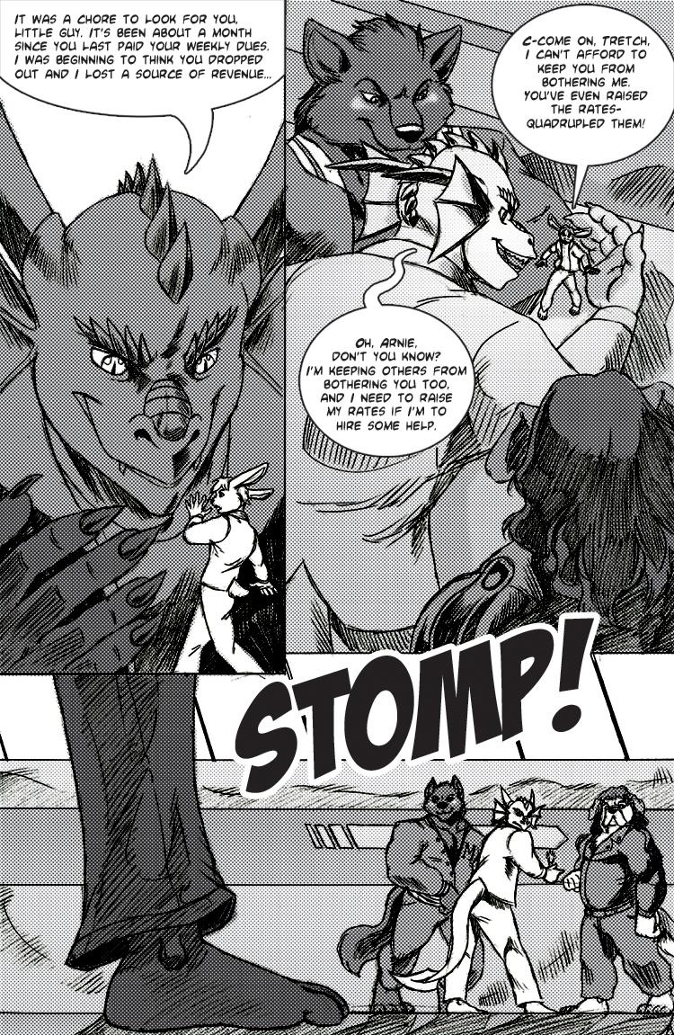 Most recent image: Megapolis - Page 1