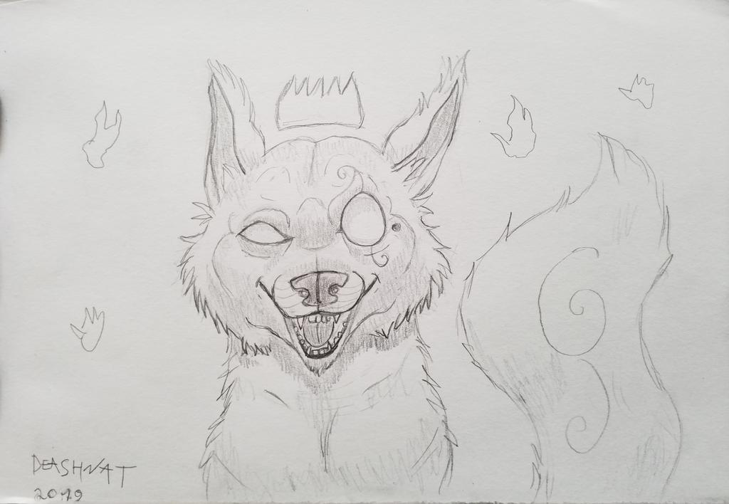 Oyrnox wolf