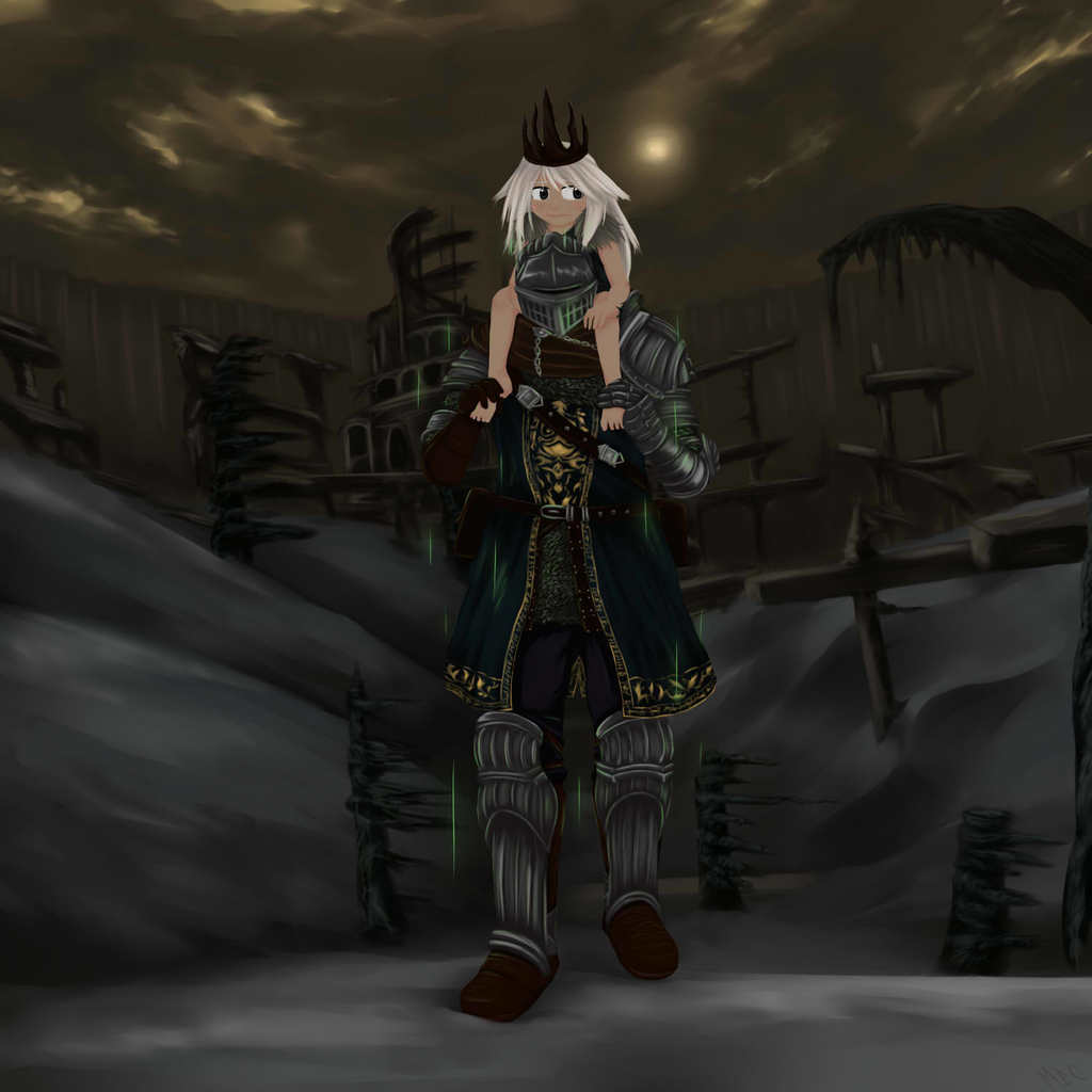The Age of Dark - 3/3