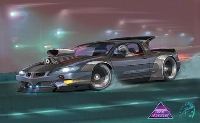 Pontiac Minitruck