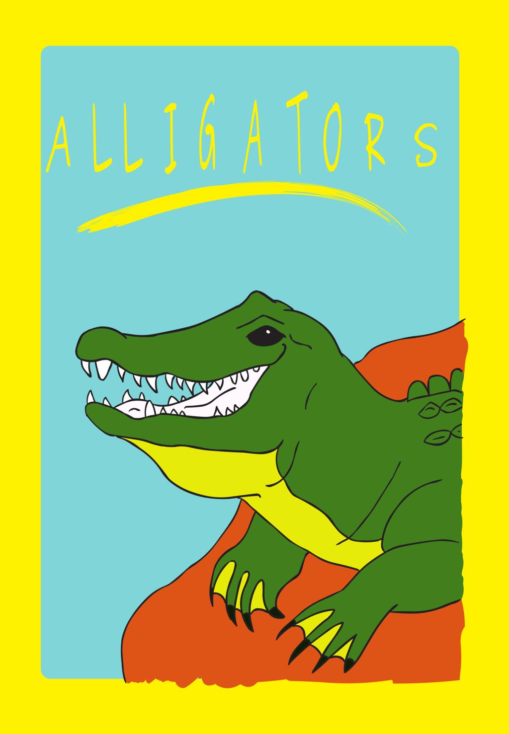 Featured image: Alligators!
