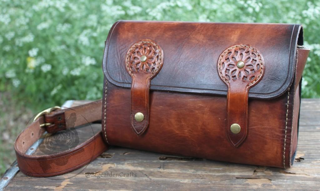 Filigree Shoulder Bag