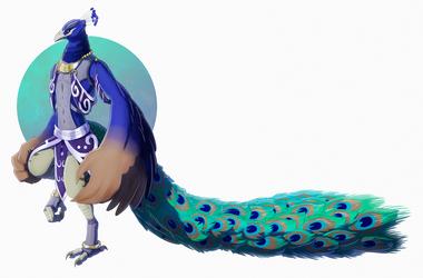 (c) Sir_Platylot - Peacock Rito