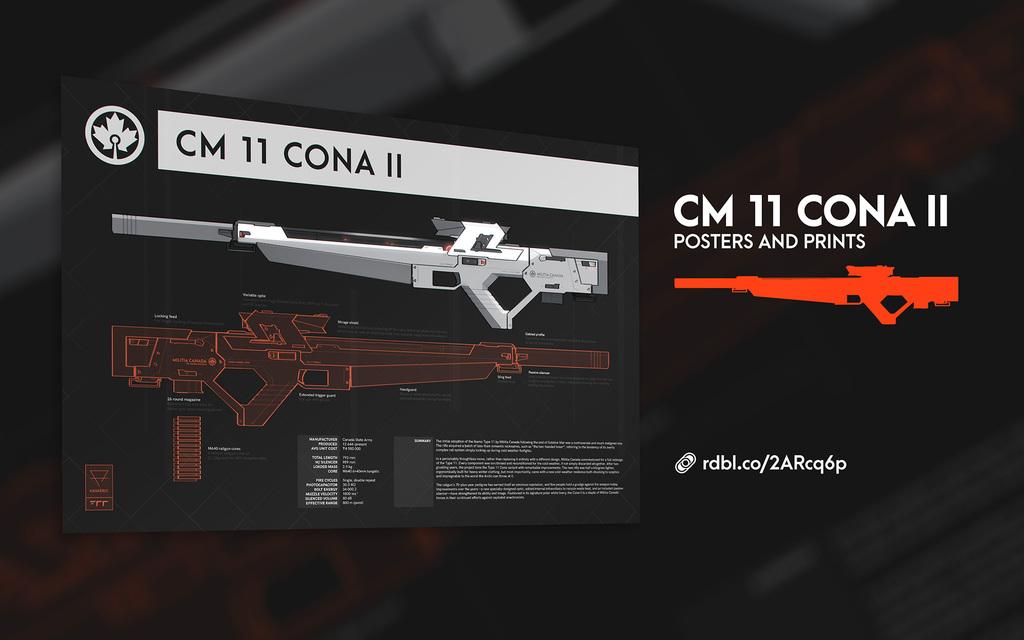 [MERCH] CM 11 Cona II