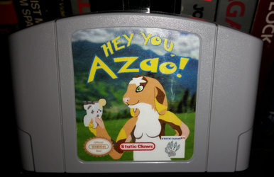 Azao [cartridge badge]