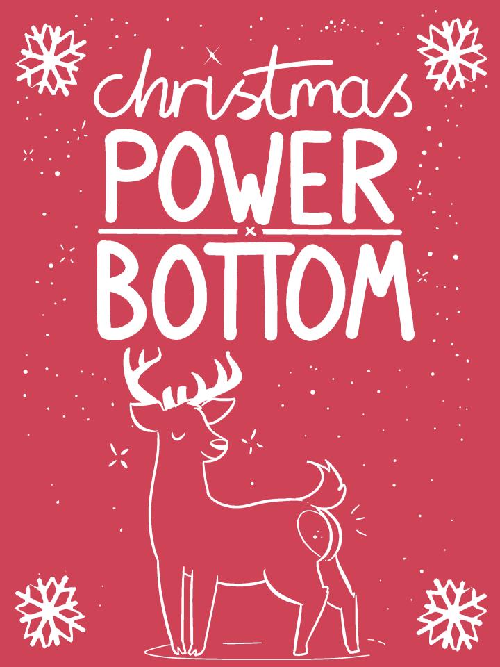 Christmas Power Bottom