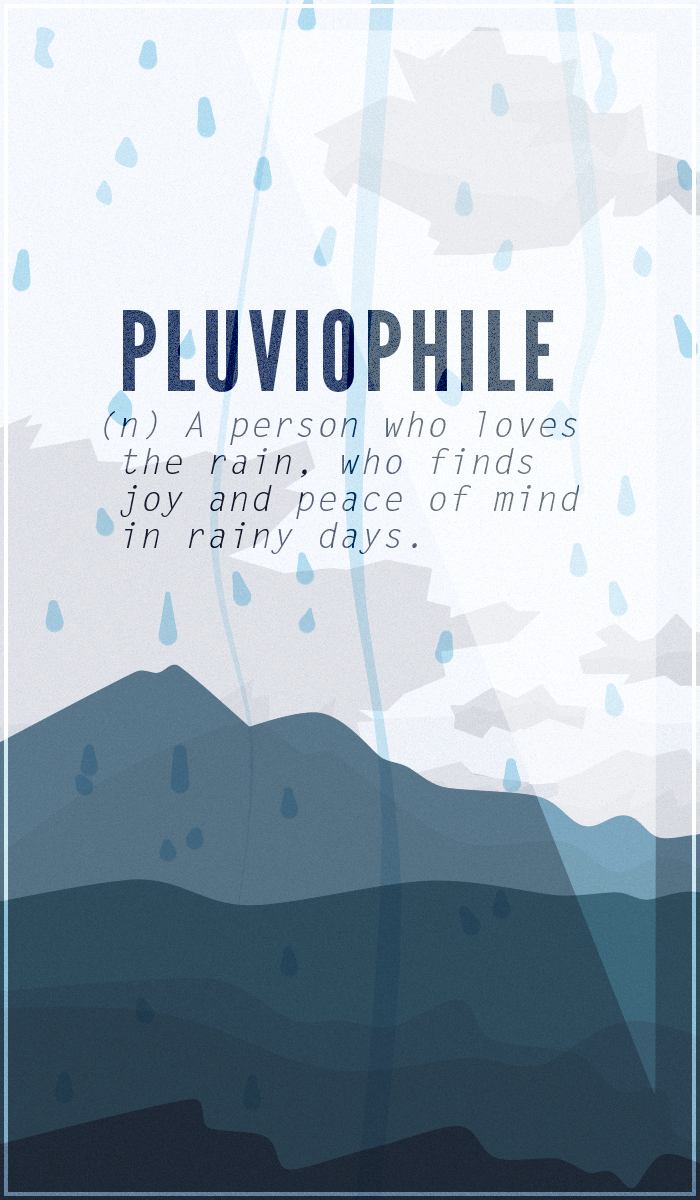 Asterismos : Pluviophile