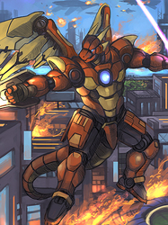 Combat mode : Engage!