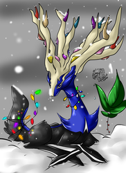 Healer's Christmas +Xerneas+