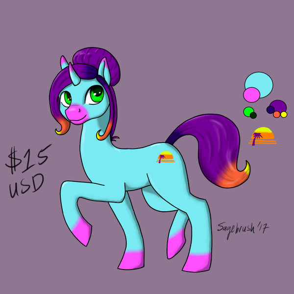 MLP Adopt Available