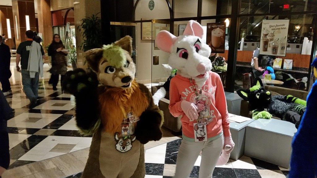 TFF 2015 - Pesto and Reese