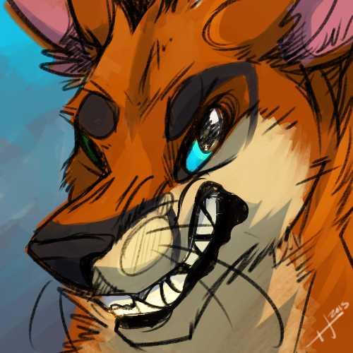 Rufus Snarly Icon