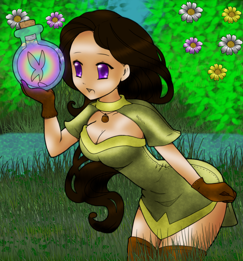 Most recent image: Fairy Recolor
