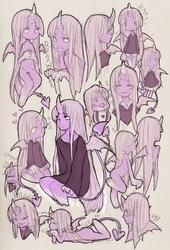 Sketchpage CM2 - Disdain